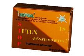 Tutun Stop, 40 comprimate, Hofigal