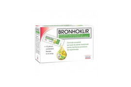 Bronhoklir pentru tuse productiva, 15 plicuri, Stada