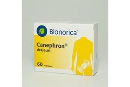 Canephron, 60 drajeuri, Bionorica