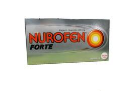 Nurofen Forte 400mg, 24 comprimate, Reckitt Benckiser