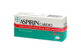 Aspirin Cardio 100 mg, 28 comprimate, Bayer Schering Pharm