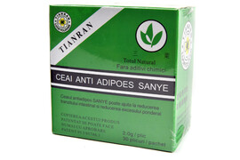 Ceai antiadipos, 30 plicuri, Sanye