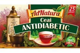 Ceai Antidiabetic 20 Doze, Adserv