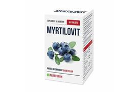 Myrtilovit 60 capsule, Parapharm