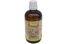 Glicerina naturala, 100 ml, Adams