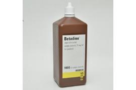 Betadine Sapun Chirurgical 75mg/ml, 1000ml,  Egis Pharmaceutical