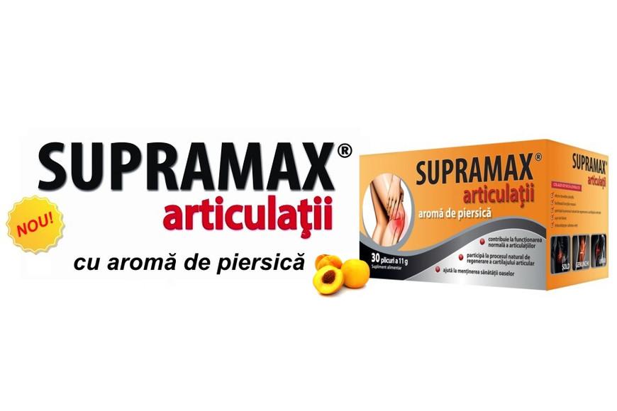 supramax articulatii piersica 30 plicuri